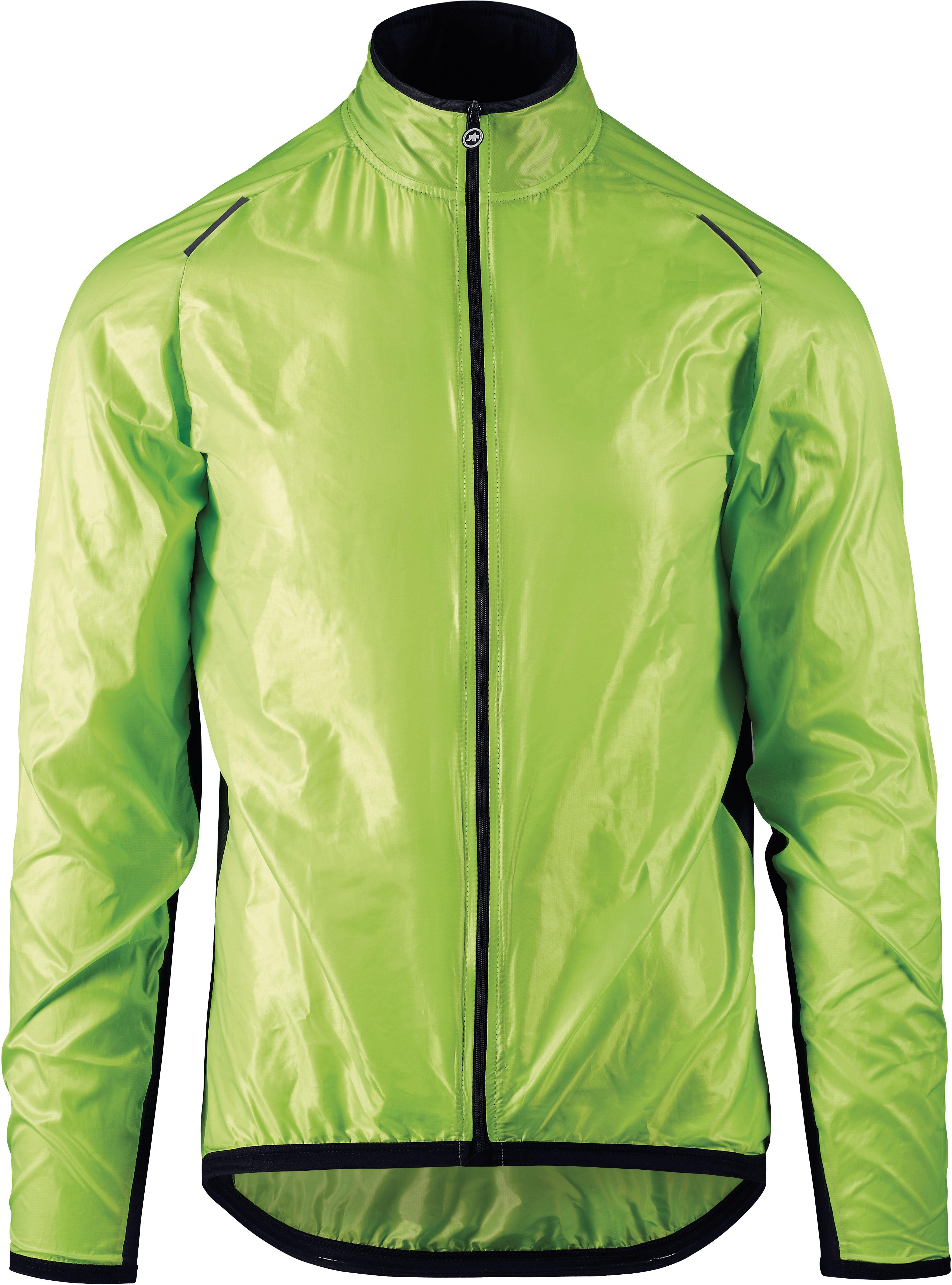 assos Mille GT - Veste - vert noir - Boutique de vélos en ligne - fr ... c93a30ca8636